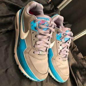 Nike air max!!! Lots of life left